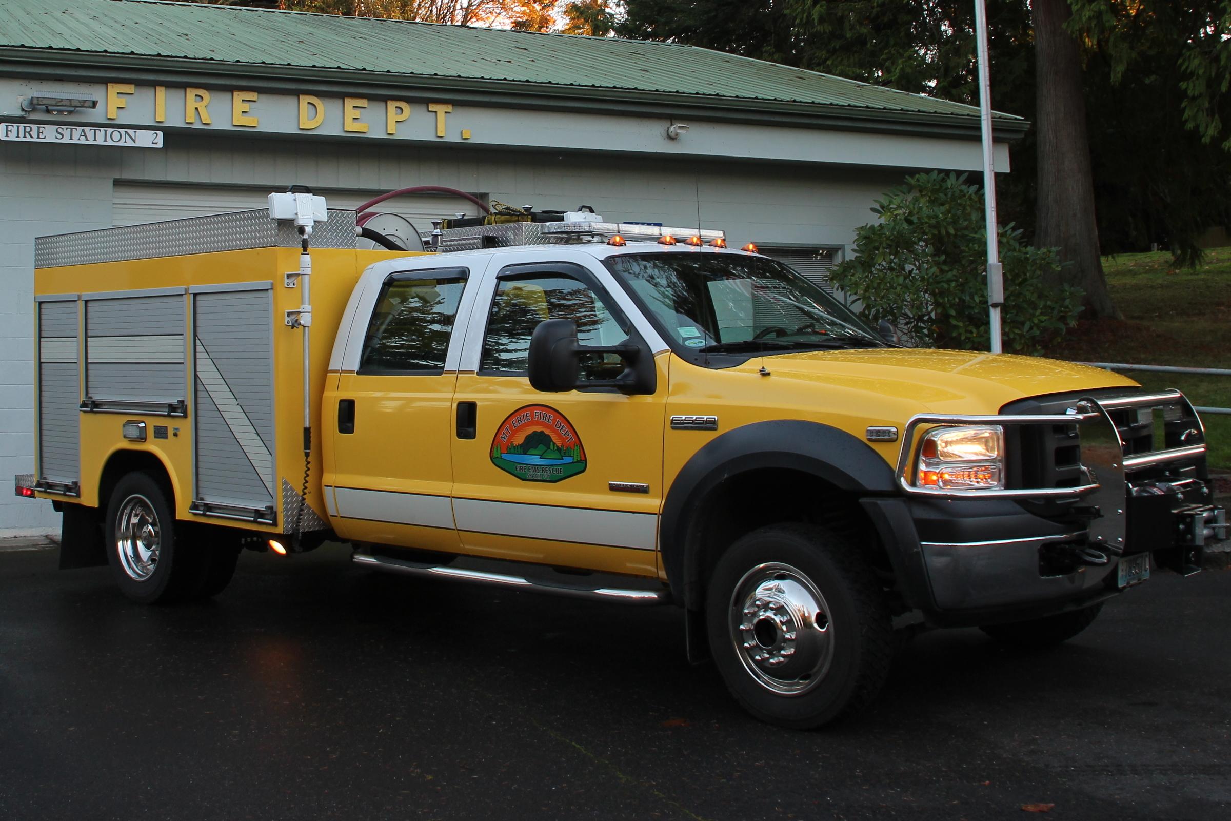 11-24 Wildland Engine and Rescue